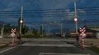 Level crossing Belgium