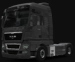 MAN Truck at dealer 8