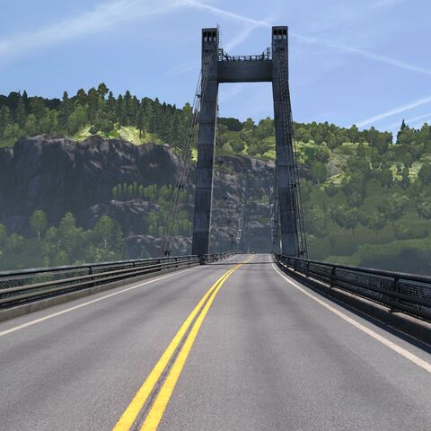 Fedafjord Bridge