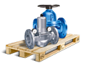 Cargo icon High pressure slide valves