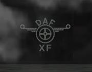Daf light board daf eindhoven xf