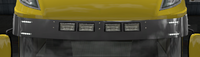 Daf xf 105 sun visor ranger