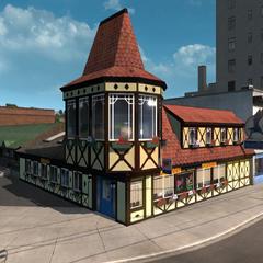 Blue Heron Building (in-game Blaureiher)