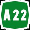 Italy A22 shield