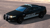 Police Interceptor Sedan