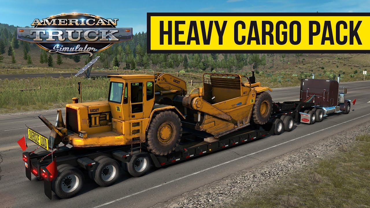 Heavy Cargo Pack | Truck Simulator Wiki | FANDOM powered by