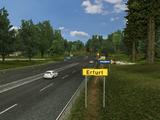 Erfurt/German Truck Simulator