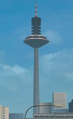 Frankfurt Europaturm