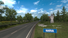 Narva entrance