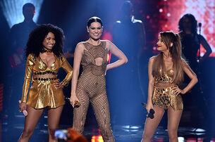 Ariana, Jessie J, Nicki