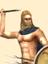 EB1 UC Aed Celtic Naked Spearmen