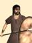 EB1 UC Pah Hellenic Native Spearmen
