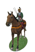 EB2 Indo-Greek Medium Cavalry
