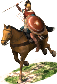 EB2 Late Hellenistic Medium Cavalry