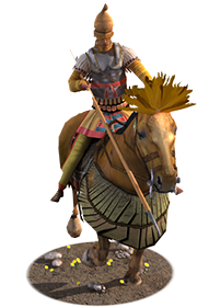 EB2 Iranian Royal Cavalry