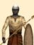 EB1 UC Saba Ethiopian Spearmen