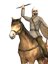 EB1 UC Pah Arachosian Skirmisher Cavalry