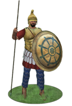 EB2 Indo-Greek Hoplites