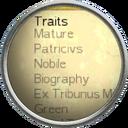 Logo trait system