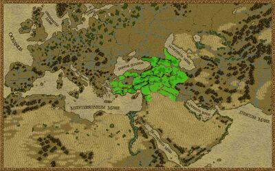 Eastern Light Cavalry AOR
