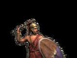 Euzonoi (Hellenic Light Spearmen)