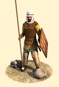 EB2 Iranian Spearmen
