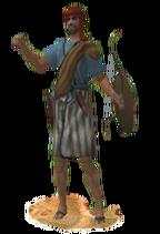EB2 Sabaen Tribal Lowlanders