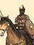 EB1 UC Saba Ethiopian Cavalry