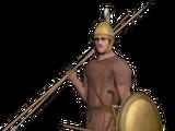 Hemithorakitai Peltophoroi (Hellenistic Medium Infantry)