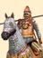 EB1 UC Pah Parthian Late Bodyguards