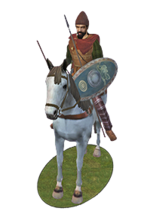 EB2 Delmato-Pannonian Cavalry