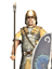EB1 UC KH Greek Heavy Hoplite Phalanx
