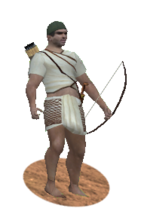 EB2 Native Egyptian Archers