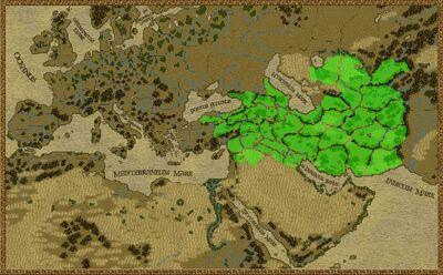 Eastern Skirmishers AOR