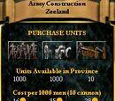 Recruitment screen (Europa Universalis II)