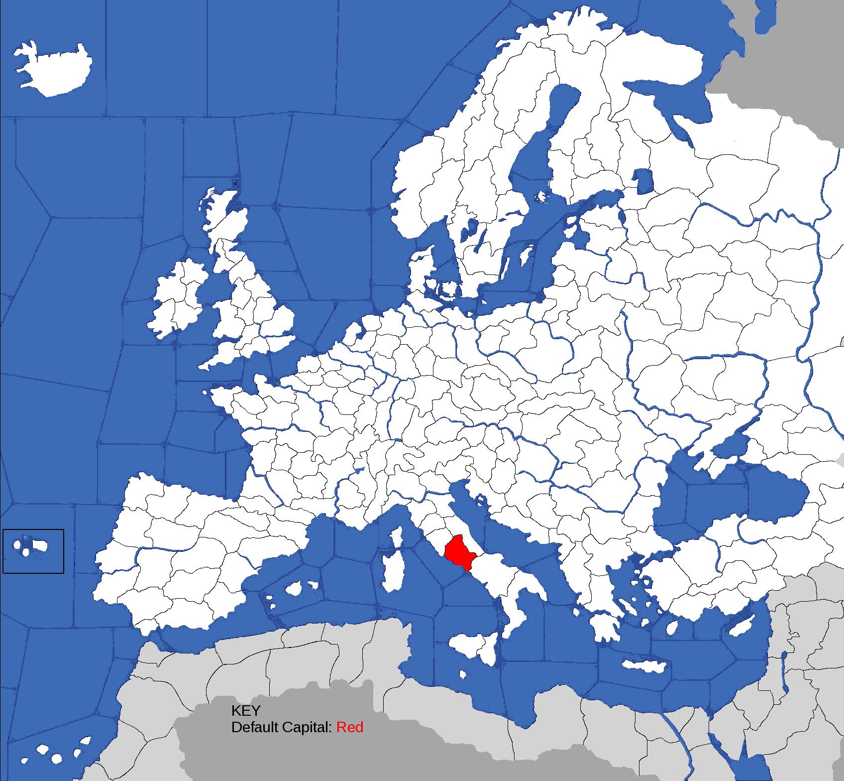 Papal States Europa Universalis II EU Wiki