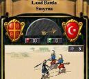 Battle screen (Europa Universalis II)