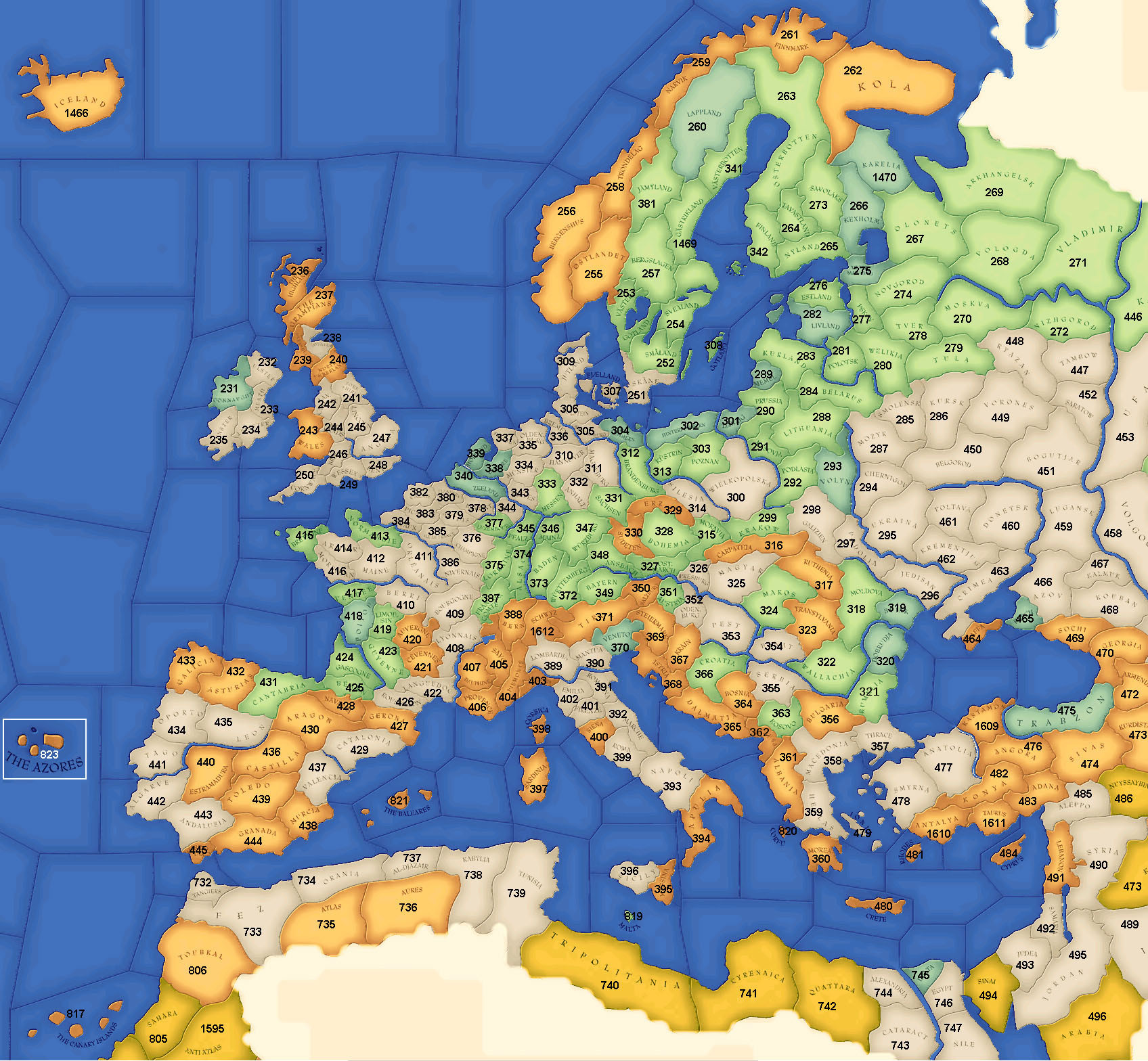 eu2 europe ids