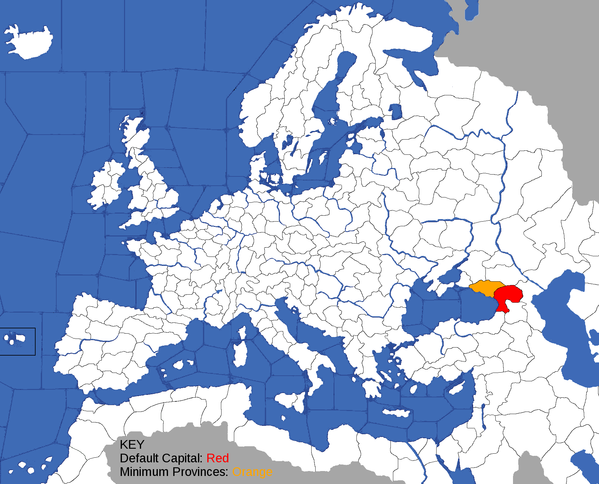 Map Of Georgia Eu.Georgia Europa Universalis Ii Eu Wiki Fandom Powered By Wikia