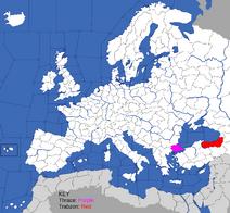EU2 TRE-Constantinople