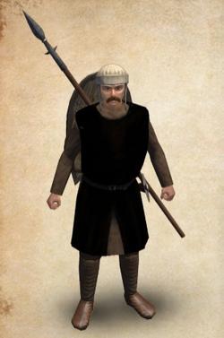 Castillian Page