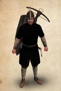 Castillian Crossbowman