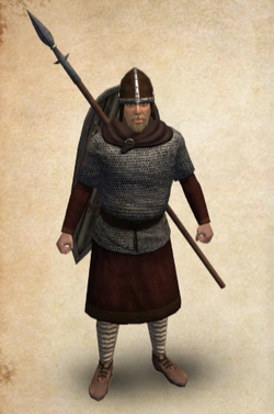 Leonese Spearman rural
