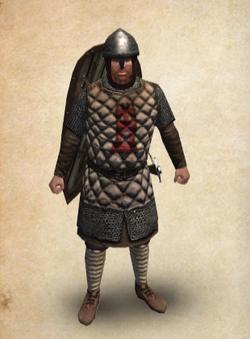 Castillian Swordman