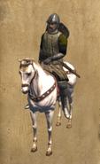 Fidalgo mounted