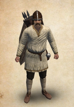 Aragonese Javelinman