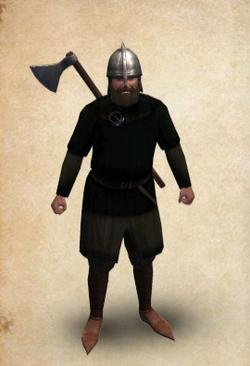 Highlander Axeman