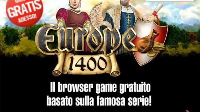 Europe 1400 - IT