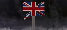 Pink Floyd UK Flag
