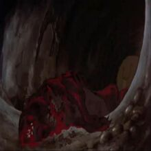 Blackavar's death